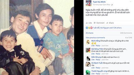 Bo tuyen thu Vu Minh Tuan qua doi - Anh 2