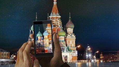 Toan bo smartphone chinh phu Nga se chay Sailfish OS - Anh 1