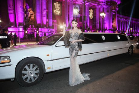 Ngoc Duyen - Le Ha di sieu xe xem show Victoria's Secret - Anh 8