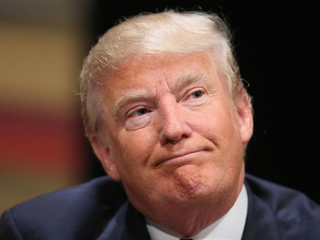 He lo ngon ngu ngoai giao cua ong Donald Trump - Anh 1