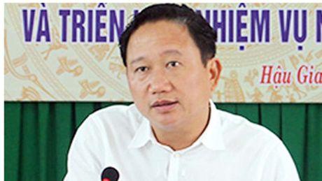 Ky luat hang loat can bo cap cao lien quan den ong Trinh Xuan Thanh - Anh 1