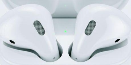 CEO Apple he lo ngay mo ban tai nghe khong day AirPod - Anh 1