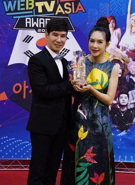 Midu, Ly Hai duoc vinh danh xuat sac tai Han Quoc - Anh 11