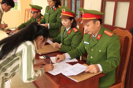 Dac xa 30 pham nhan tai Trai giam Dong Son - Anh 2