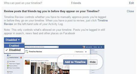 5 cai dat bao mat nguoi dung Facebook nen biet - Anh 1