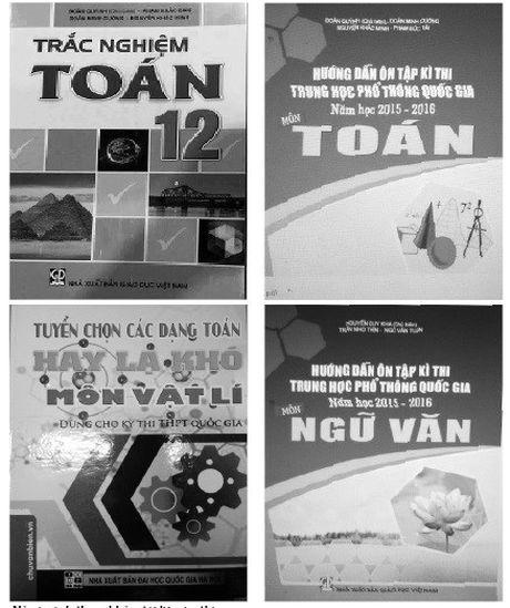 Bo GD&DT khong bien soan tai lieu on thi THPT quoc gia - Anh 2