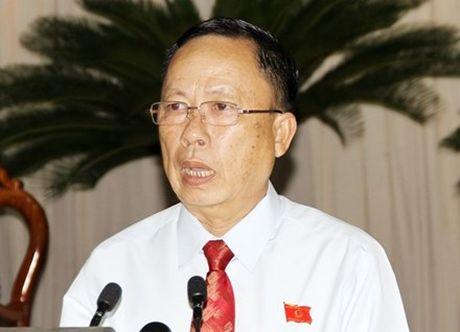 Ky luat nhieu can bo cao cap vi lien quan Trinh Xuan Thanh - Anh 1