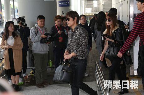 Dan sao Han va Noo Phuoc Thinh do bo Hong Kong du MAMA - Anh 2