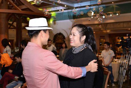 Xuan Bac chi mat Cu Trong Xoay, dut banh cho Thanh Thanh Hien - Anh 5