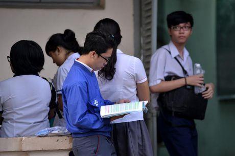 Bo GD-DT khong phat hanh huong dan on tap cac ki thi - Anh 1