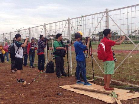 Tuyen Viet Nam choang voi SVD da ban ket cua Indonesia - Anh 3