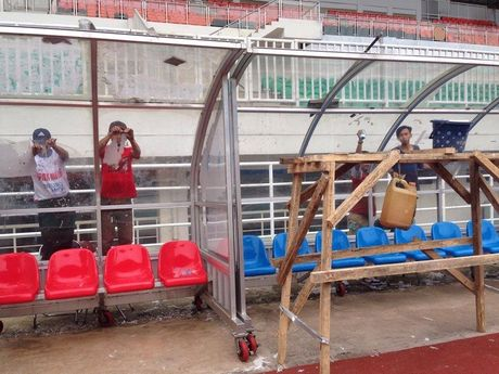 Tuyen Viet Nam choang voi SVD da ban ket cua Indonesia - Anh 9