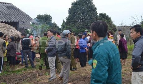 Tham an 5 nguoi o Ha Giang: Nghi pham sat hai bo ruot - Anh 1