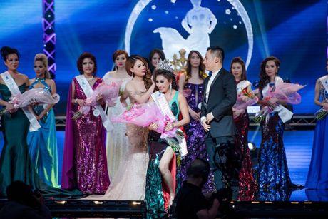 Thanh Thao long lay lam giam khao cuoc thi hoa hau - Anh 9
