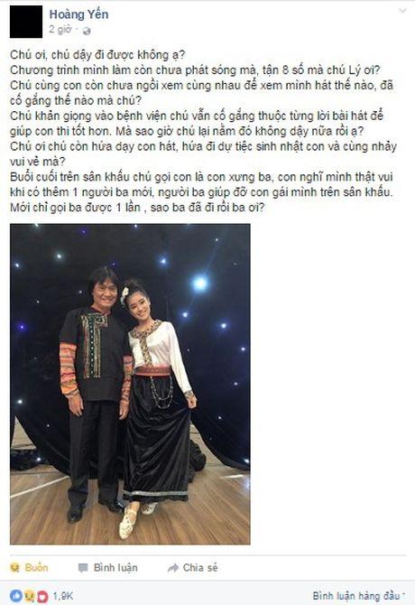 Nghe si Quang Ly tung tron vien di quay gameshow truyen hinh - Anh 3