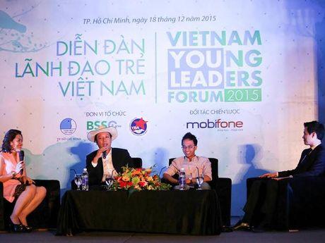 700 nha lanh dao tham gia Dien dan Lanh dao tre Viet Nam 2016 - Anh 1