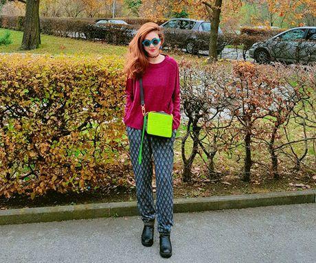 Chon do du lich mua lanh phong cach nhu fashionista - Anh 13