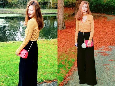 Chon do du lich mua lanh phong cach nhu fashionista - Anh 15