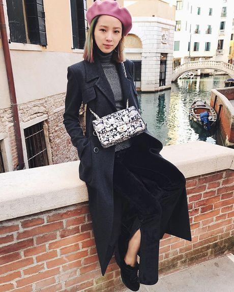Chon do du lich mua lanh phong cach nhu fashionista - Anh 17