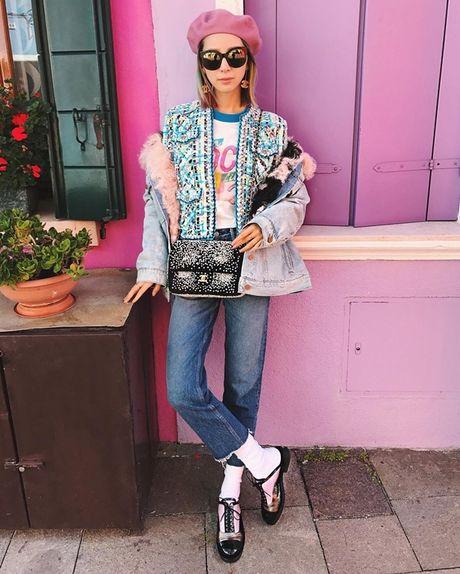 Chon do du lich mua lanh phong cach nhu fashionista - Anh 19