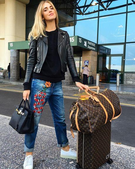 Chon do du lich mua lanh phong cach nhu fashionista - Anh 2