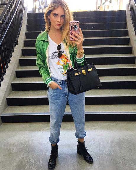 Chon do du lich mua lanh phong cach nhu fashionista - Anh 3