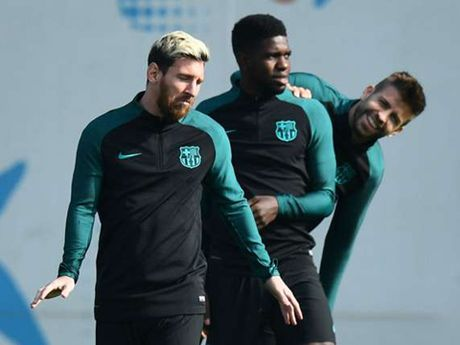 Kinh dien can su tro lai cua thien tai Leo Messi - Anh 1