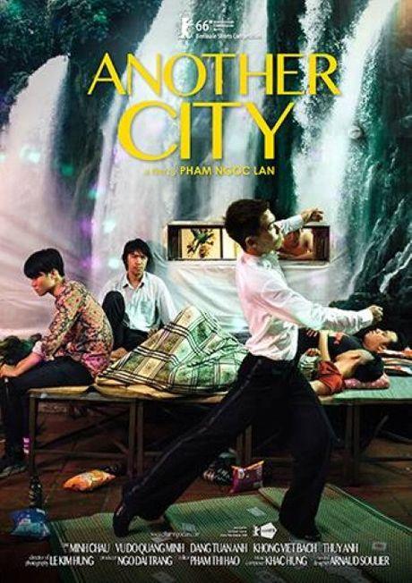 Tai nang tre cung 'khoe' phim tai WAFMFF 2016 - Anh 1
