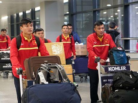 Tuyen futsal Viet Nam gan nhu co lap khi thi dau o Trung Quoc - Anh 1