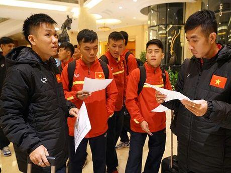 Tuyen futsal Viet Nam gan nhu co lap khi thi dau o Trung Quoc - Anh 5