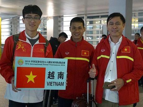 Tuyen futsal Viet Nam gan nhu co lap khi thi dau o Trung Quoc - Anh 6