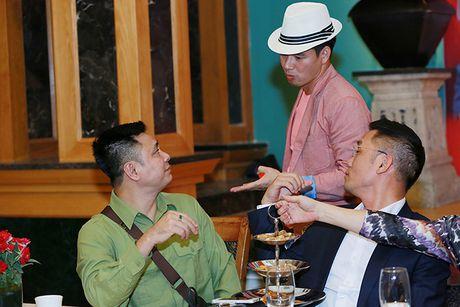 Tu Long - Xuan Bac: Nhin nhau nhu 'nhin com song, de cung cho com chin' - Anh 3