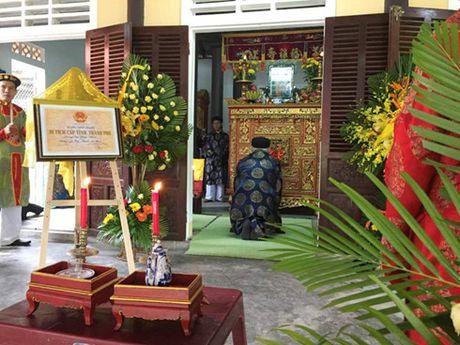 Lang vua Hiep Hoa duoc cong nhan di tich lich su - Anh 4