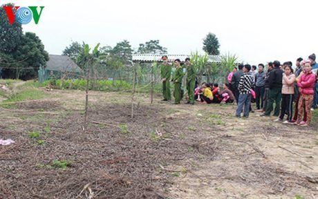 An mang trong dem o Ha Giang, 4 nguoi tu vong: Da bat duoc nghi pham - Anh 1