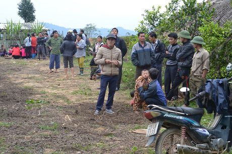 Hinh anh: Hien truong vu sat hai 4 nguoi o Ha Giang - Anh 4