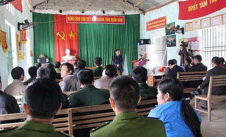 Hinh anh: Hien truong vu sat hai 4 nguoi o Ha Giang - Anh 6