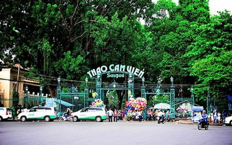 Xay bai xe ngam rong 1 ha tai Thao Cam Vien - Anh 1