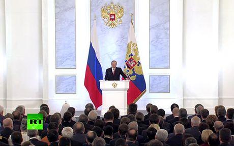 Truc tuyen: Tong thong Nga Putin doc thong diep Lien bang dac biet - Anh 1