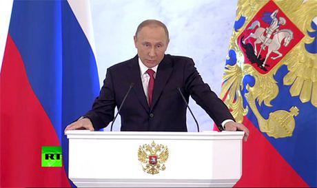 Truc tuyen: Tong thong Nga Putin doc thong diep Lien bang dac biet - Anh 4