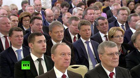 Truc tuyen: Tong thong Nga Putin doc thong diep Lien bang dac biet - Anh 5