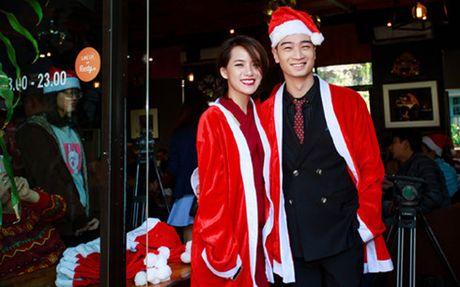 Slim V them 'gia vi' cho Giang sinh bang tieng sao cua Huyen Trang - Anh 2