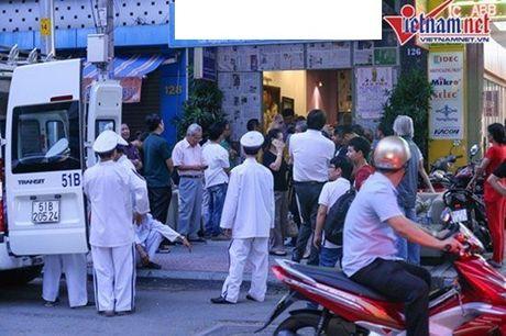 Nhung hinh anh dau tien trong tang le NSUT Quang Ly - Anh 1