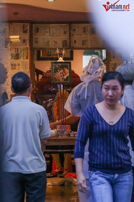 Nhung hinh anh dau tien trong tang le NSUT Quang Ly - Anh 3
