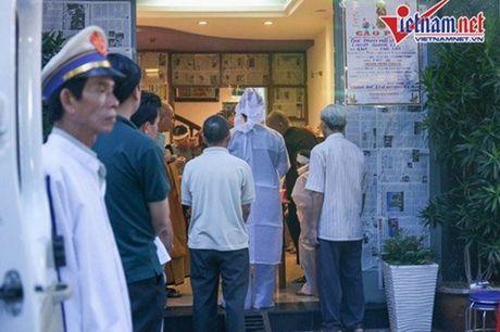Nhung hinh anh dau tien trong tang le NSUT Quang Ly - Anh 4