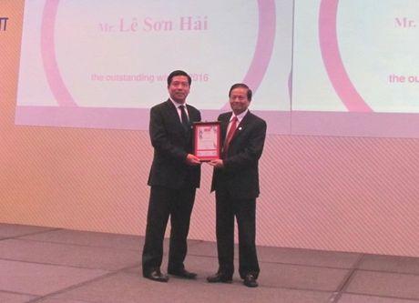 Vinh danh lanh dao CNTT&ANTT tieu bieu khu vuc ASEAN - Anh 1