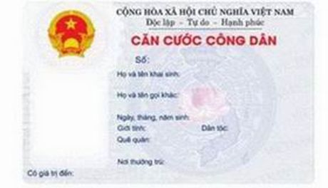 Le phi cap moi the Can cuoc cong dan 30.000 dong - Anh 1