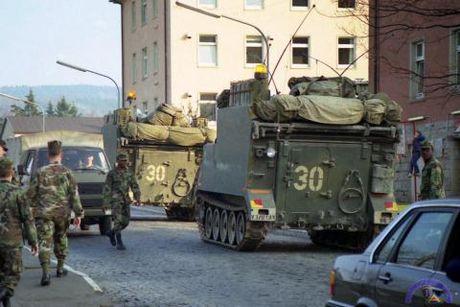 Litva mua xe thiet giap thoi chien tranh Viet Nam chong Nga - Anh 1