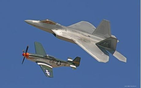 F-22 thang Su-35, thoat hiem truoc S-400? - Anh 1
