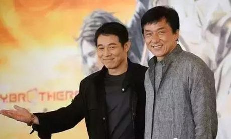 Thanh Long ngay cang bo xa Ly Lien Kiet tren phim truong - Anh 1