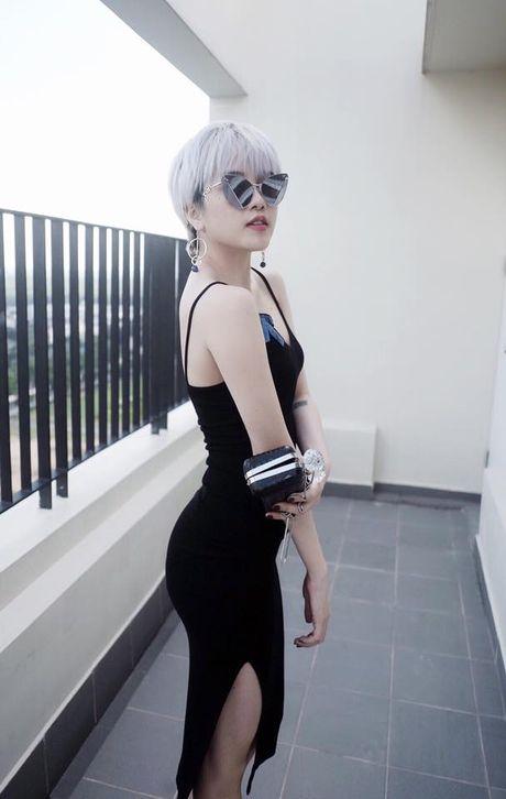 Thieu Bao Tram buon tui vi bi goi bang mot danh xung khac - Anh 4